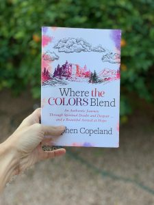 Where the Colors Blend by Stephen Copeland Book Image