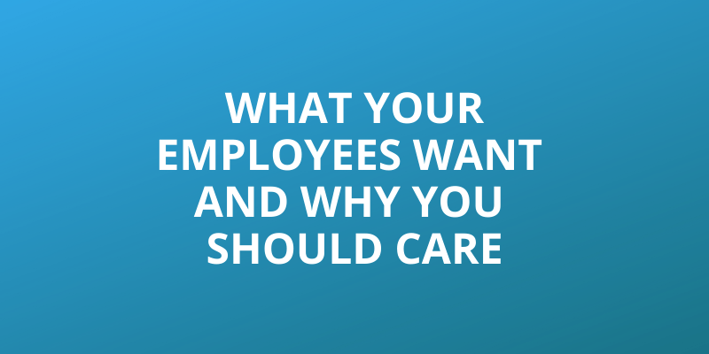 what employees want title image