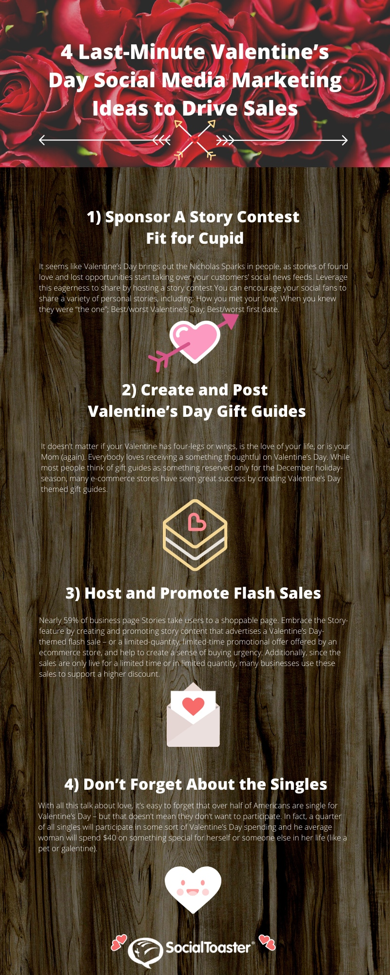 4 Valentine's Day Social Media Marketing Ideas to Drive Sales Image